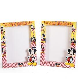 Khung hình 3d chủ đề Mickey