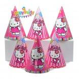 Nón giấy sinh nhật kitty shopphukiensinhnhat.com