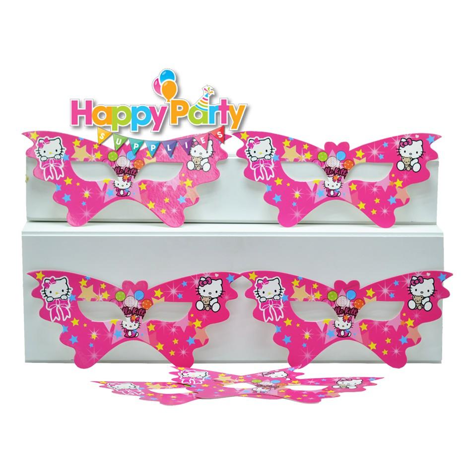 mặt nạ sinh nhật kitty shopphukiensinhnhat.com