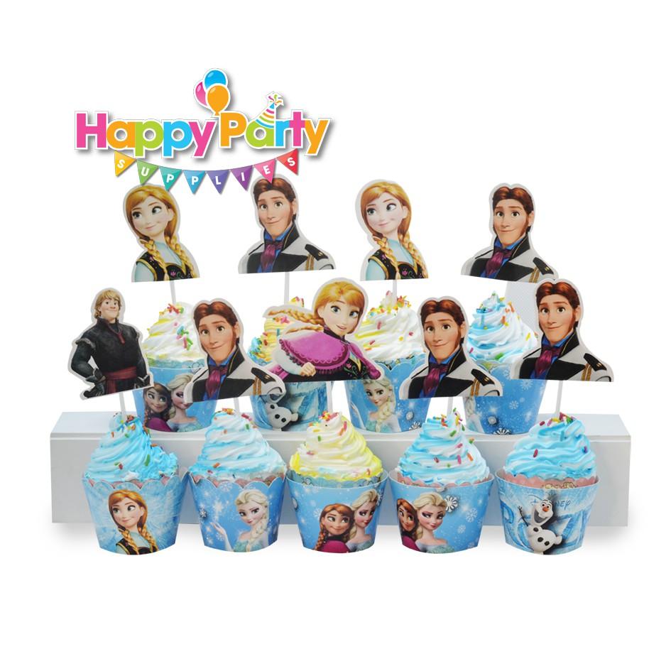 tem-cam-banh-cupcake-chu-de- elsa shopphukiensinhnhat.com