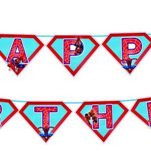 spider dây treo sinh nhật shopphukiensinhnhat.com