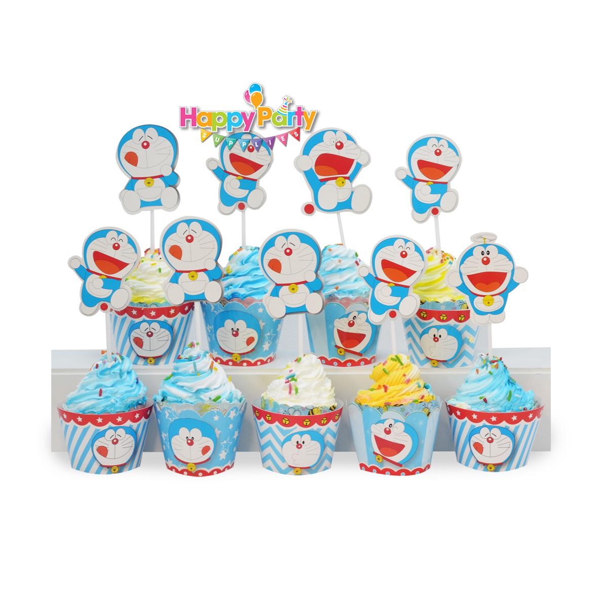 tem-cam-banh-cupcake-chu-de-doremon shopphukiensinhnhat.com