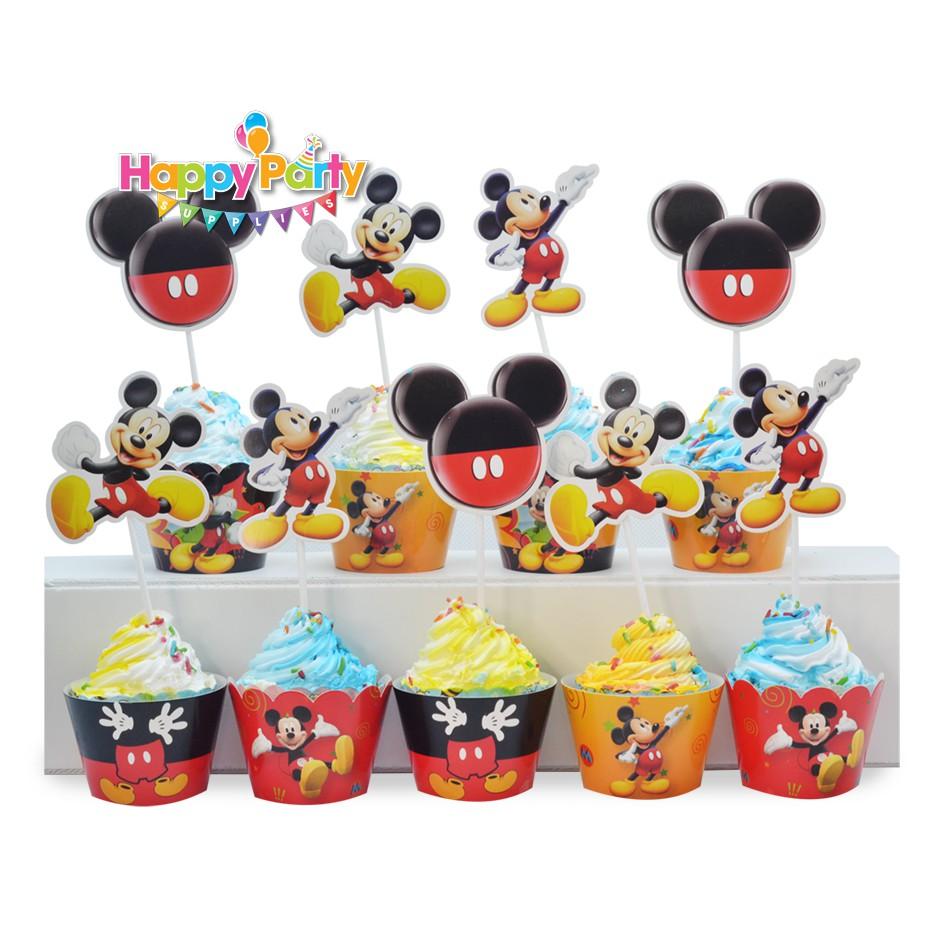 tem-cam-banh-cupcake-chu-de-mickey shopphukiensinhnhat.com