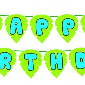 Dây treo sinh nhật khỉ shopphukiensinhnhat.com