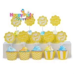 tem-cam-banh-cupcake-mau-vang shopphukiensinhnhat.com