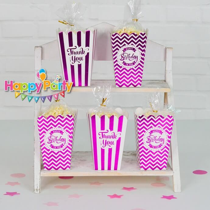 Set hồng ép kim hộp đựng bắp rang bơ shopphukiensinhnhat.comSet hồng ép kim hộp đựng bắp rang bơ shopphukiensinhnhat.com