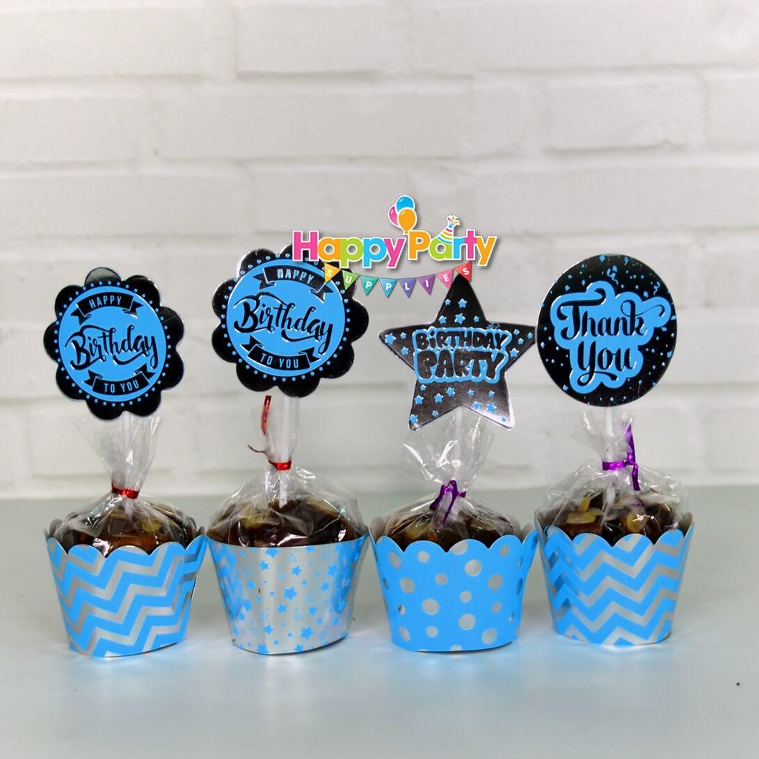 xanh duong silver ep kim tem cam banh cupcake shopphukiensinhnhat.com
