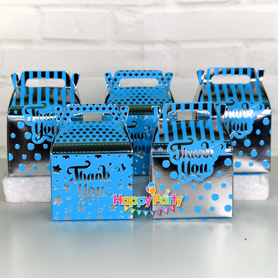 xanh duong silver ep kim hộp quà sinh nhật shopphukiensinhnhat.com