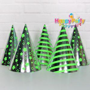 Xanh là Silver Ép kim nón giấy sinh nhật shopphukiensinhnhat.com