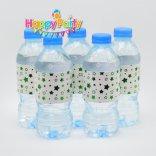 Set xanh lá ép kim giấy  bọc chai nước  shopphukiensinhnhat.com
