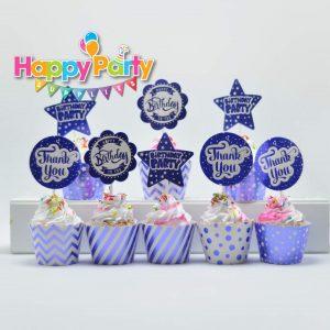 set tím ép kim tem cắm bánh cupcake shopphukiensinhnhat.com