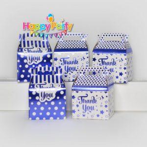 set tím ép kim hộp đựng quà sinh nhật shopphukiensinhnhat.com