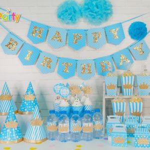 shopphukiensinhnhat.com Set xanh dương Gold Kim Tuyến