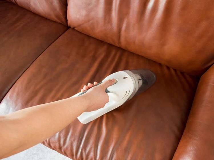 Giặt ghế sofa da tại tphcm