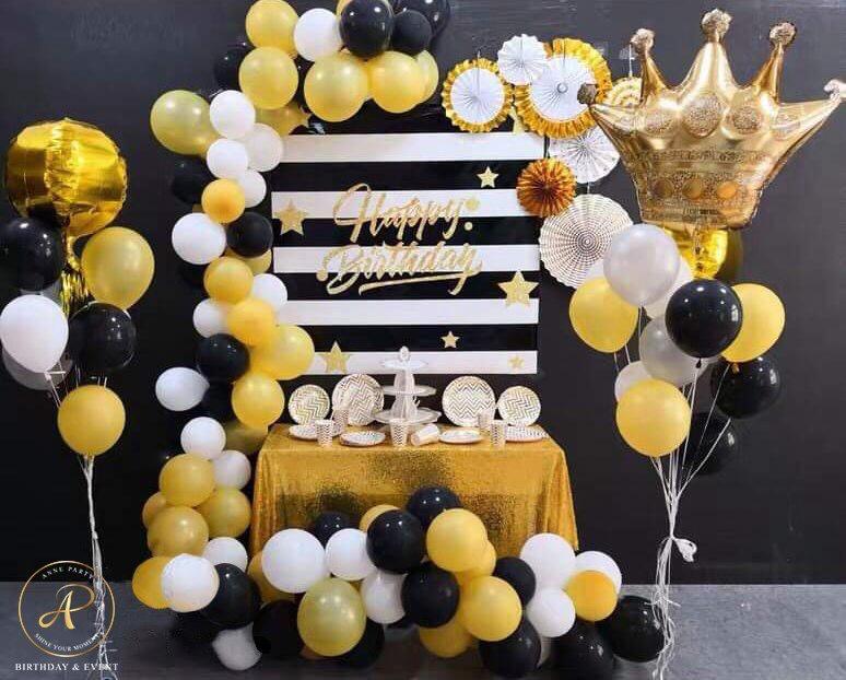dịch vụ trang trí sinh nhật Quận 5