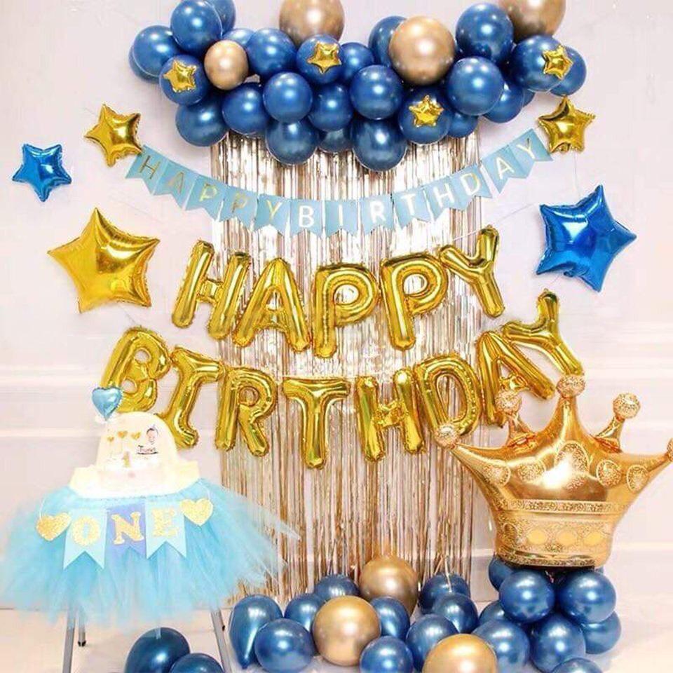 dịch vụ trang trí sinh nhật Quận 1