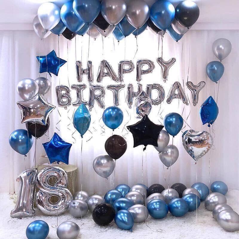 dịch vụ trang trí sinh nhật Tân Bình